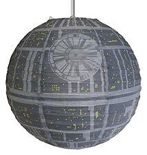 Star Wars Todesstern Papier Lichtschutz 2015 Lampenschirm