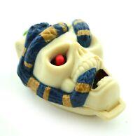 Vintage action figures Mighty Max Rare Shrunken Heads - Venom Skull 1993