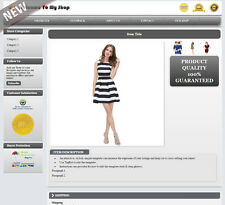 eBay Listing Template Mobile Responsive Layout Change No Active Content - VMR1