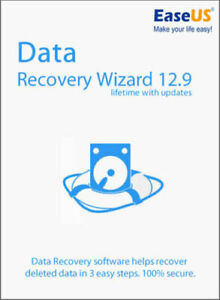EaseUS Data Recovery 13.6 Lifetime Upgrades - No Cracks