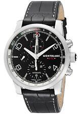 NEW Montblanc TimeWalker ChronoVoyager UTC Automatic Men's Watch 107336 EMS