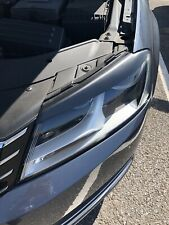 VW Passat B7 eyebrows Eyebrows Headlight Lids Eyelids Brows 2010-2014