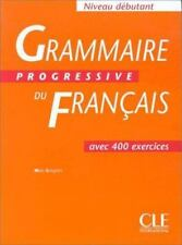 Grammaire Progressive Du Francais. Debutant, , Good Book
