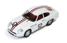 Ixo DB Panhard HBR5 52 J-C. Caillaud-M Van Den Bruwaene Le Mans 1961 1/43 LMC103