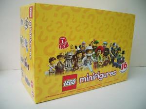 LEGO© Minifiguren Serie 1 (Box mit 60 Blindbags) 4570178 / 8683 NEU & OVP