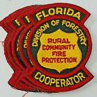 Florida Division of Forestry Rural Community Fire Protection Cooperator Lg Patch