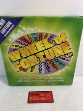 Wheel of fortune 2nd edition game