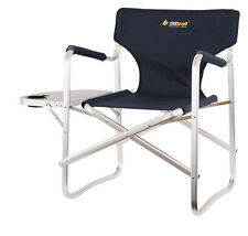 OZtrail Directors Studio Chair with Side Table - FCA-DCST