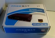 Freesat V7 Digital Satellite Receiver DVB-S2 AC3 USB Key PVR HDMI Youtube TV Box