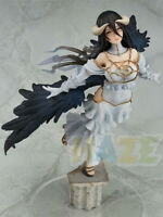 "Anime Overlord Albedo Leap Posture 12"" PVC Action Figure Statue Model Toy In Box"