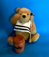 "DEAN'S ""RUMBLY IN MY TUMMY"" MUSICAL POOH EXCLUSIVE FOR THEODORE'S BEAR EMPORIUM"