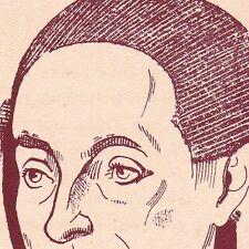 Portrait Leone Vivante Parme Italie Philosophe Philosophie