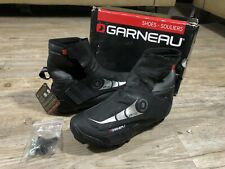 Louis Garneau 0 Degree LS-100 Size US 9.5 Mountain Bike Clipless Cycling Shoes
