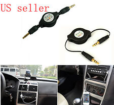 3.5mm Car Aux Cable for iPod Nano 2 3 4 5 4G 5G iPhone 4 4S 5 5C 5S