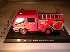 Del Prado Mundo Fuego Motores-Japón 1998 Morita msr-i Super Rápida (code35)