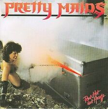 Red, Hot and Heavy by Pretty Maids (CD, Aug-1994, Sony)