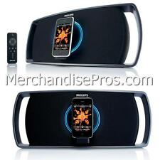 PHILIPS MOTORIZED PORTABLE SPEAKER DOCKING STATION FOR iPOD & iPHONE  SBD8100/37