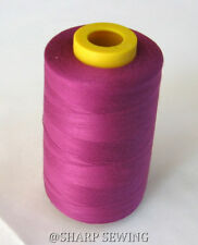 1 SPOOL LIGHT IMPERIAL #640  POLYESTER SERGER QUILTING THREAD T27 6000 YARDS