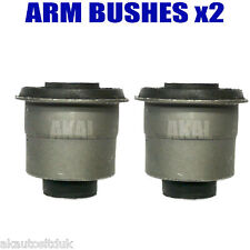 Fits NISSAN XTERRA 05> FRONT SUSPENSION UPPER CONTROL ARM BUSH BUSHING x2