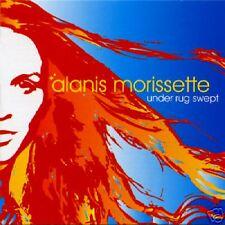 """ALANIS MORISSETTE - """"UNDER RUG SWEPT""""  2002 ORIG. CD"""