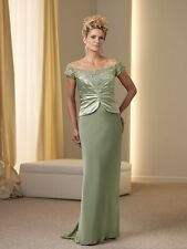 Montage by Mon Cheri  style 27908 Black size 16-Mother Of The Bride