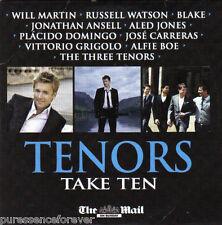 V/A - Tenors: Take Ten (UK 10 Tk CD Album) (Mail On Sunday)