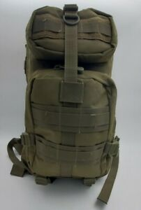 Condor Compact Assault Pack Army Patrol 126 Backpack Hiking Hunting Olive Drab
