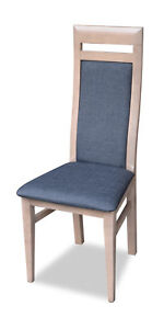 Luxury Design Pads Chair Chairs Seat Lehn Office Dining Room Wood K70 New