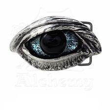Belt Buckle Boucle de ceinture Alchemy Gothic The Vulture's Eye Raven Gothique