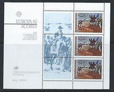 Açores Bloc N° 3** (MNH) 1982 - Europa