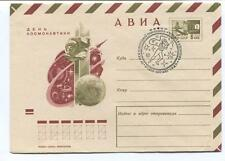 Russia Space Cover NASA CCCP URSS Satellite Spazio SAT SEE SCAN