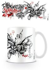 *NEW* OFFICIAL Batman Arkham Knight (I Know How To Beat Mug - BY PYRAMID MG23080