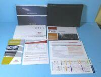 11 2011 Kia Sorento owners manual with Bluetooth Guide