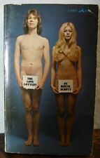 The Love Lottery by Berth Schutt Grove Press PB 1971 1st Printing