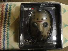 NECA Freddy Vs Jason Voorhees Resin Prop Mask Replica Friday the 13th Rare New