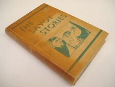 THE SAVOY STORIES - SIGNED - Evelyn Gatliff 1935
