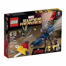 Lego Marvel Super Heroes Ant-man Final Battle 76039