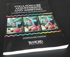 Stephanie Pappas: Yoga Posture Adjustments and Assisting. Softcover, 2007
