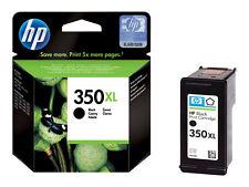 HP 350xl Tinte schwarz 1.000 Seiten