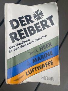 DER REIBERT Handbuch ISBN 3-8132-0537-1 MITTLER Heer Marine Luftwaffe Soldaten