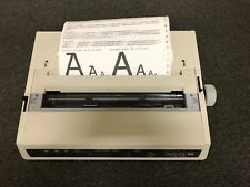 Okidata MICROLINE ML186  Workgroup Dot Matrix Printer ! GOOD WORKING