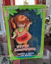 Vintage Pippi Longstocking Doll Horsman MiB - 1960s Beautiful Condition
