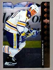 1994-95 Upper Deck SP Inserts Die Cuts #9 Dale Hawerchuk