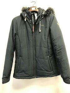 Protest Padded & Hooded Jacket Size 2XL (Chest 44)