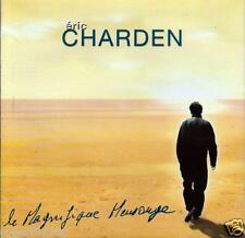CD audio.../...ERIC CHARDEN.../...LE MAGNIFIQUE MENSONGE.....