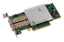 More details for solarflare sf432 10gb sfp+ dual port pci-e x8 network card sf432-1012-r2.0