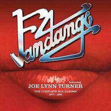 Fandango Featuring Joe Lynn Turner - The Complete RCA Albums 1977-1980 [CD]