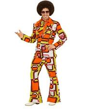 Disfraz de Carnaval Hombre Años 70 Groovy Estilo Ps 26253