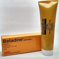 Betadine Ointment 10% Povidone Iodine Antiseptic 100g / 3.53oz FREE SHIPPING
