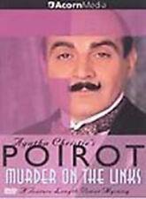 NEW DVD Agatha Christie's Poirot Murder on the Links: David Suchet Hugh Fraser